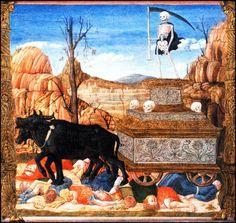 The Triumph of Death -Follower of Andrea Mategna ~1460's