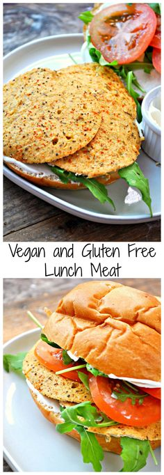 Super easy vegan and gluten free lunch meat. Meatless slices made just with tofu and spices. It is so surprisingly delicious!