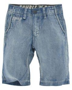 Tumble n Dry - Short Jeans Denim €39,95