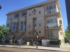 New downtown loft rental 221 Island Ave, unit 502, San Diego CA 92101 Rarely available top floor Jonathan Segal architecture Loft located in wonderful Marina District. This sunny North facing two story loft comes with two bed two bath, priced at $1950 a month