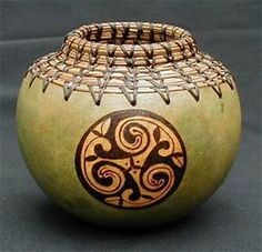 17 Best images about Gorgeous Gourds on Pinterest   Leaf bowls, Sculpture and Jordans