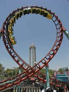 Boomerang | Six Flags Mexico | Mexico PURA DIVERSION ESTE VERANO. HOTELES CITY TE INVITA.