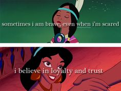 There's disney princess in all of us.