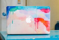 11 Cool Computer Skins You'll Seriously Love via Brit + Co