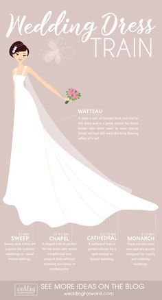 12 Wedding Dress Infographics To Make Your Shopping Easier The Most Useful