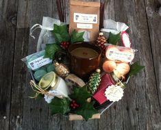 Huge Deluxe Gift Basket Home and Spa Gift by SandyLandStudio