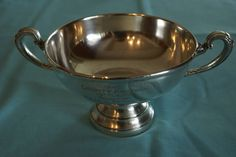 1949 County Amateur 1st Flight Tournament Handle Trophy -Pete L. Draksler