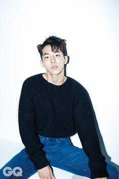 2014.10, GQ, Nam Joo Hyuk