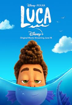 LUCA (2021) - Trailers, Featurettes, Images and Posters
