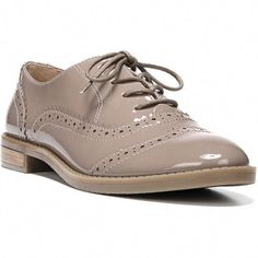 f784c8c3be6a Franco Sarto Women s Imagine  Shinyoxfordshoes Womens Wingtip Oxfords