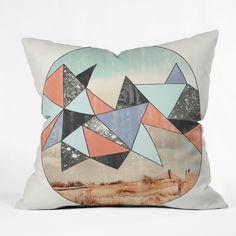$39 Wesley Bird Dry Spell Throw Pillow