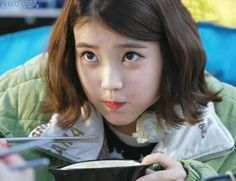 IU in Pretty Man/Bel Ami