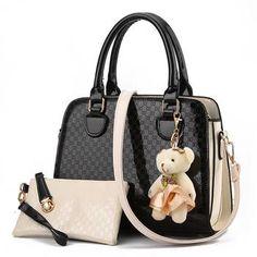 Feminine Leather Designed Ladies Shoulder Bag/Handbag