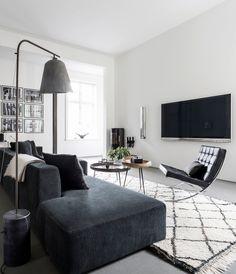 Newyorker-lejlighed på Frederiksberg