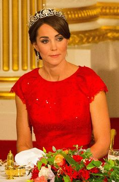 It may seem surprising, but Kate Middleton, the Duchess of Cambridge, has only worn a tiara five times.