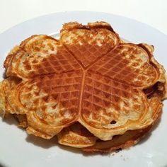 Belgiska våfflor - Victorias provkök Waffles, Brunch, Sweets, Breakfast, Desserts, Food, Morning Coffee, Tailgate Desserts, Deserts