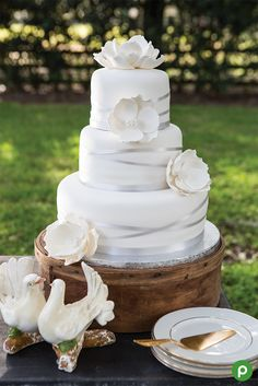 This is your wedding day, so celebrate with your dream cake. From signature elegant cake designs to decadent cake flavors, fillings, and icing, the Publix Bakery will make sure your wedding cake matches your perfect day. Visit publix.com/weddings to start planning your celebration's centerpiece.