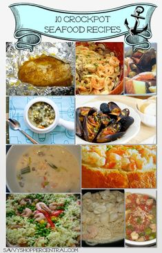 Blog post at Midwest Modern Momma : I am in love with my crockpot, but for some reason I hadn't done much with seafood in it yet. I recently ran across some great cr[..]