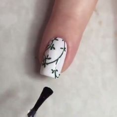 Tutorial for stamping and water decal mani Nail Stamping nail stamping video Nail Art Hacks, Nail Art Diy, Easy Nail Art, Diy Nails, Cute Nails, Pretty Nails, Nail Nail, Makeup Hacks, Nail Polish