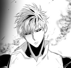Wtf are you even allowed to be this hot genos w tf w t f