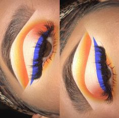 There are a lot of make up tutorials, ideas, and looks on Tumblr. I often go there for inspiration.