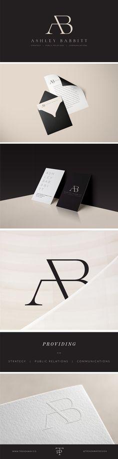 Ashley Babbitt Branding | Treadaway Co. Design