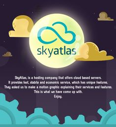 SkyAtlas on Behance