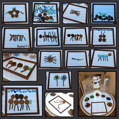 Activities related to minibeasts and bugs for the Early Years classroom - or those working with young children. from Stimulating Learning with Rachel Minibeast Art, Minibeasts Eyfs, Montessori Trays, Free Spider, Early Years Classroom, Funky Fingers, Eyfs Activities, Light Board, Teacher Inspiration