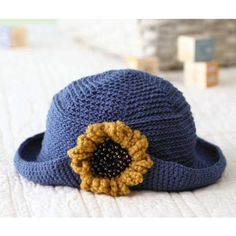 Cute kids hat project