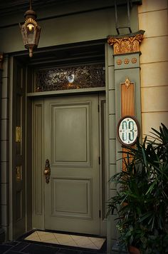Club 33. The ultimate Disney dream.  my dream is to eat here when I go in December!