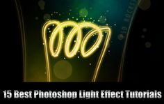 15 Best Photoshop Light Effect Tutorials