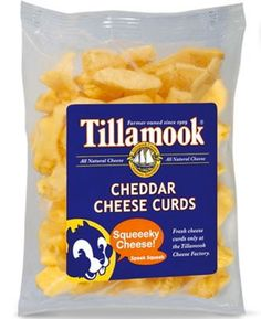 Today Is Squeaky Cheese Day: Tillamook Shipping Curds For the First Time Ever! — The Cheesemonger