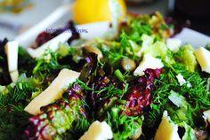 Σαλάτα λάχανο με υπέροχη σάλτσα αλά Sofeto. Seaweed Salad, Food And Drink, Ethnic Recipes