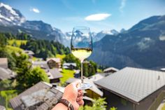 10 Scenic Villages In Europe - Save A Train Arlington Row, Wine Tourism, Italian Wine, Traditional Paintings, Stone Houses, France Travel, World Heritage Sites, Storytelling