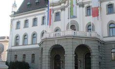 University of Ljubljana Building, Photo of Ljubljana - IgoUgo