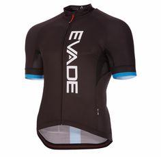 182e495bc5f EVADE Elite Short Sleeve Cycling Jersey. GRIP-EZ technology