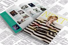 Check out #InDesign #Magazine #Template by scilaverna on Creative Market