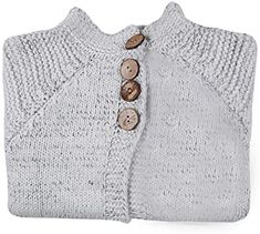 Material: Wool Clothing Length: Regular Pattern Type: Solid Decoration: Button Sleeve length: Long sleeve Outerwear Type: Cardigan Collar: O-neck Both hand wash and machine wash is OK Girls Winter Coats, Kids Coats, Chunky Knit Cardigan, Sweater Coats, Sweater Cardigan, Bugs, Girl Outfits, Boutique, Clothes