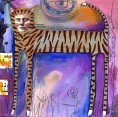 Cool Cat, Sharon Bloom