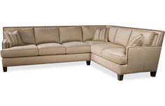 Drexel Heritage Upholstery - Breland Sectional (10239-96)