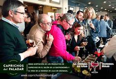 ¿ Sabías qué ayer estuvimos  en el Gran Hotel Luna de Granada en el Salón del Vino y la Gastronomía organizado por La Bodega de Lalo ? ¡ y nuestros vegetales gourmet tuvieron gran aceptación entre los restauradores y minoristas de la zona!