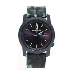 2016 Rip Curl Cambridge Watch with Silicone Strap Navy A2698 - http://uhr.haus/rip-curl/ripcurl-cambridge-silikon-armbanduhr-swirl