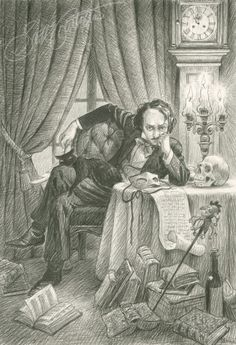 Master of the Macabre By Scott Gustafson