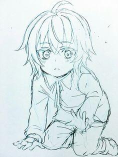 Baby mikaela hyakuya