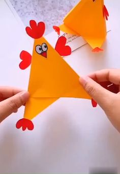 diy crafts for the home ; diy crafts for kids ; diy crafts for adults ; diy crafts to sell ; diy crafts for the home decoration ; diy crafts home Paper Animal Crafts, Animal Crafts For Kids, Paper Crafts Origami, Paper Crafts For Kids, Origami Easy, Craft Activities For Kids, Toddler Crafts, Preschool Crafts, Diy For Kids
