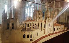 Maqueta catedral actual (Catedral de Burgos)