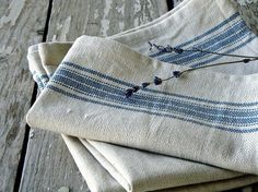 beautiful napkins | etsy
