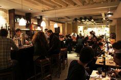 Semilla (restaurant) - 54 Rue de Seine, 75006 Paris - lunch (fixed menu), snack, dinner make a reservation!!