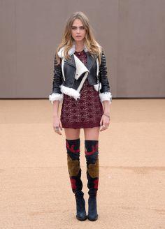 Cara Delevingne tutti i look da icona fashion