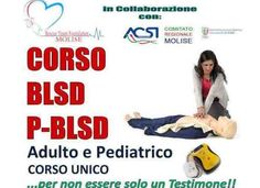 Le manovre che salvano la vita, corsi a Campobasso, Termoli e Venafro